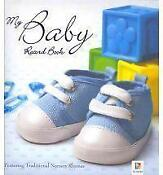 Baby Boy Record Book