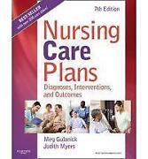 Nursing Care Plans Gulanick