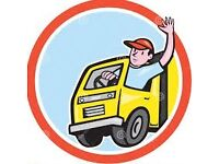 MAN & VAN HOUSE OFFICE REMOVAL PIANO MOVERS/ MOVING LUTON DELIVERY DRIVER 2/3 MEN RUBBISH CLEARANCE