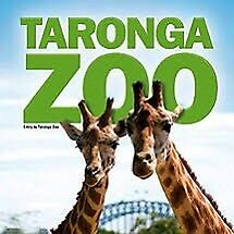 2 x Taronga zoo tickets