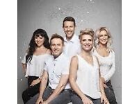 Steps 24th O2 Arena!!! Block A2