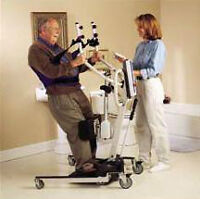 Invacare Reliant RPS350 Stand-Up Patient Lift - Refurbished