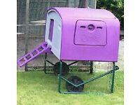 Omlet Eglu Cube Purple