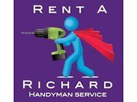 handyman / painting & decorating / gardening