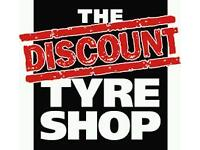 QUALITY PARTWORN TYRES ,ALL BRANDS, 6MM+ TYRES, BARGAIN PRICES,FREE FITTING & BALANCING