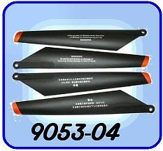 Double Horse 9053 Spare Parts Volitation 9118 Main Blades, Battery, New Spares