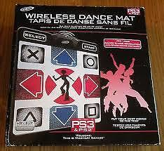 Wireless Dance Mat for PS3 & PS2
