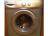 Beko WM5140S 5kg 1400 Spin Silver AA Rated Washing Machine 1 YEAR GUARANTEE FREE DEL N FIT