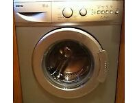 78 Beko WM5140S 5kg 1400 Spin Silver A+A Rated Washing Machine 1 YEAR GUARANTEE FREE DEL N FIT