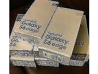 SAMSUNG GALAXY S6 EDGE PLUS UNLOCKED BRAND NEW COMES WITH WARRANTY & RECEIPT