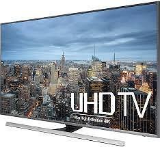 "LED 60"" UHD 4K 3D Smart Samsung ( UN60JU7100 )"