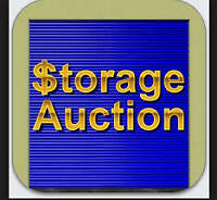 Storage Auction- Register today!