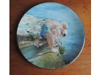 royal doulton captured moments collectors plate