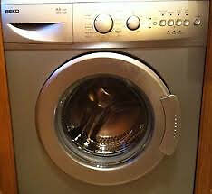 Beko WM5140s 5kg 1400 Spin Silver A+A Rated Washing Machine 1 YEAR GUARANTEE FREE FITTING