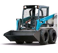 Bobcat and tipper truck Dianella Stirling Area Preview