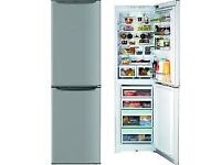 Hotpoint FF187EP Frost Free Graphite Fridge Freezer 187cm X 60cm Fully working excellent condition