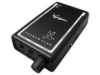 Graham Slee Voyager portable headphone amp in perfect condition!