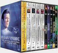 STAR TREK The Original Series films & The Next Generation films Moncton New Brunswick Preview