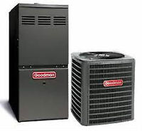 UPGRADE OLD FURNACE / AC (REBATES)
