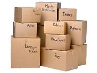MIXED BOXES FOR HOUSE MOVE / STORAGE - 15 plus