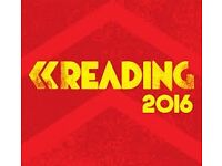 Full reading weekend ticket for sale