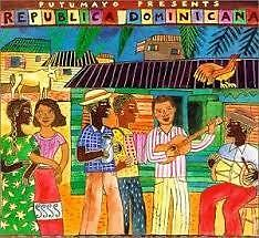 "CD ""Republica Dominicana"" de Putumayo"