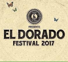 El Dorado Festival Ticketsin Dundonald, BelfastGumtree - Two weekend tickets for El Dorado 30th June to 3rd July. £100 per ticket