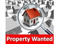 Looking for property (flat/apartments/semi-detached/house)