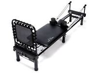 Pilates 4 cord machine with stand