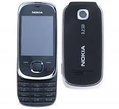 Nokia 7230 New-Pink & Black Used In Excellent Shape for Bell