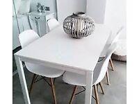 Table MELLTORP White