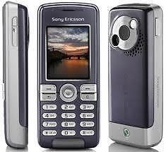 Sony Ericsson K510a New 2G Phone Unlocked