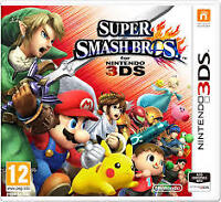 wanna trade smash bors 3ds for other ds wii u or ps4 games