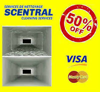 Super HVAC Cleaning specials
