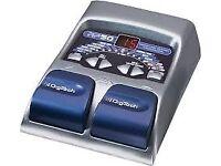 Digitech RP50 guitar multi-effects unit/amp modelling processor