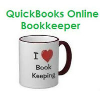 QuickBooks On-line Bookkeeper