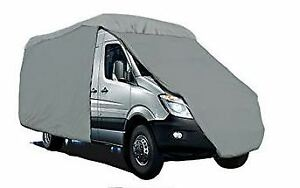 WINTER COVER FOR 19 FT CAMPER VAN