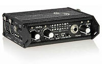 FINAL PRICE DROP! SOUND DEVICES MIXPRE MINT COND. 2 chan. preamp