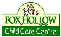Fox Hollow Early Childhood Educator & Supervisor
