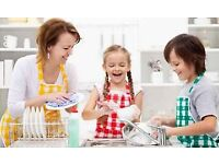 Housekeeper Nanny Cleaner PT 15 hrs p/wk for 3 months