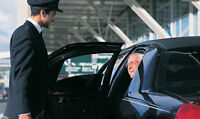 Executive Seating Livery Service to Airport - TESLA
