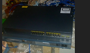LAB CISCO CCNA (2 switches ) un routeur 2811 - fire-wall ASA