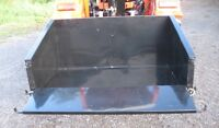 Transport Box for Tractor 3 point hitch