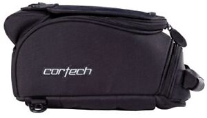 Cortech Super 14-Liter Strap Mount Motorcycle Tank Bag