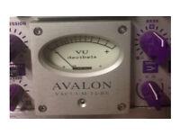 Avalon Vt 737 EQ/Compressor/Preamp (Purple Knob)