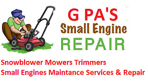 Lawnmower and Snowblower and Small Engine Repair