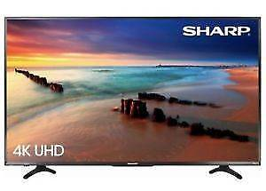 SHARP 4K Ultra HD Smart TV 55 inch NEW IN BOX $469