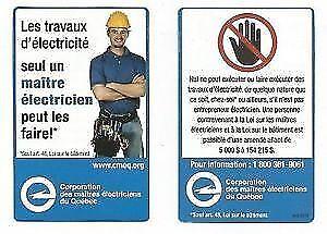 Maitre electricien piscine protection norme