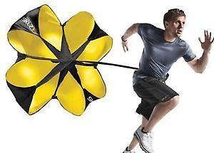 Parachute de course d'entertainment vitesse