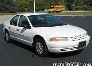 1998 PLYMOUTH BREEZE  FOR PARTS